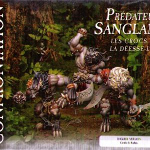 Prédateurs Sanglants - Wolfskrieger