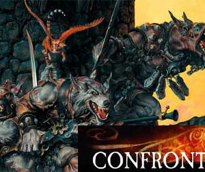 Confrontation/ Rackham