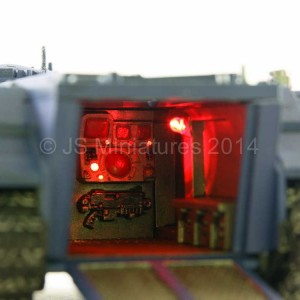 LED Kit 40k Panzer