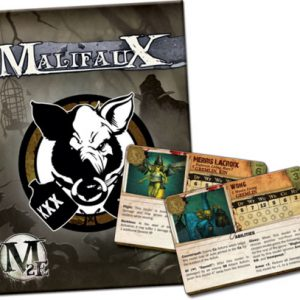 Malifaux Arsenal Box - Gremlins (Wave 2)