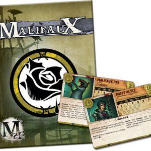 Malifaux Arsenal Box - Outcast (Wave 2)