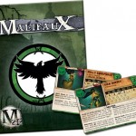 Malifaux Arsenal Box - Resurrectionists (Wave 2)