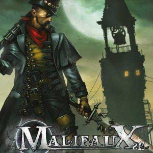 Malifaux Core Rulebook 2nd Edition