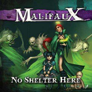 No Shelter Here - Pandora Box Set