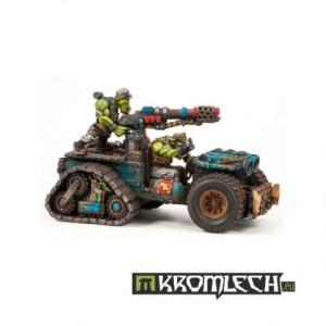 Ork Buggy mit Flammenwerfer