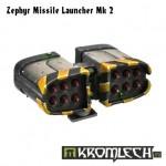 Zephyr Raketenwerfer