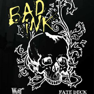 Bad Ink Fate Deck mit Deckbox