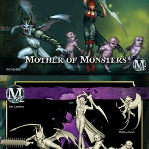 Mother of Monsters - Lilith Box Box