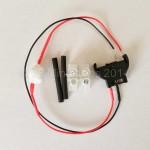 1 3V Knopfzellen-Batteriehalter mit inkludierten Ein/ Ausschalter