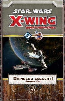 Star Wars X-Wing: Dringend gesucht!