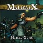 Hired Guns - Von Schill Box Set