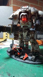 Imperial Knight mit LED Lights