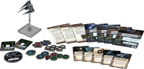 Star Wars X-Wing: TIE-Phantom