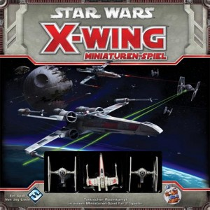Star Wars X-Wing: Grundspiel (Deutsch)