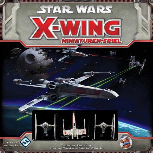 Star Wars X-Wing: Grundspiel (Deutsch)