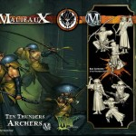 Ten Thunder Archer (3 Pack)