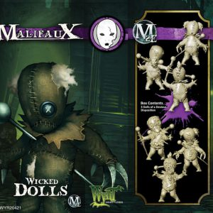 Wicked Dolls (3 Pack)