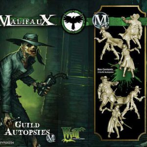 Guild Autopsies (3 Pack)