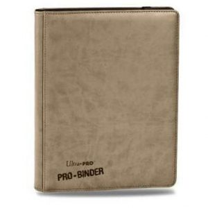 Pro Binder 9-Pocket Premium White