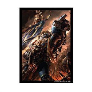 Warhammer 40k Kartenhüllen - Space Marine Edition