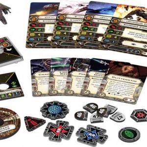 Star Wars X-Wing: Kihraxz-Jäger