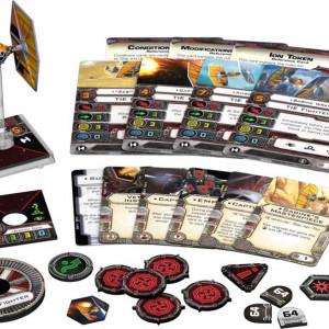 Star Wars X-Wing: Sabines TIE-Jäger