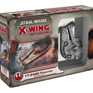 Star Wars X-Wing:YT-2400-Frachter