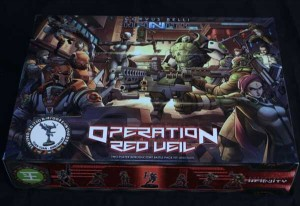 Operation: Red Veil für Infinity