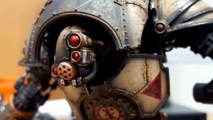 Neue Köpfe für die Imperial Knights