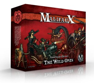 NIghtmare box: The Wild Ones!