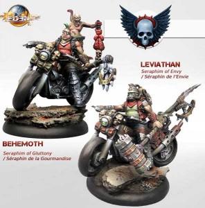 Leviathan & Behemoth