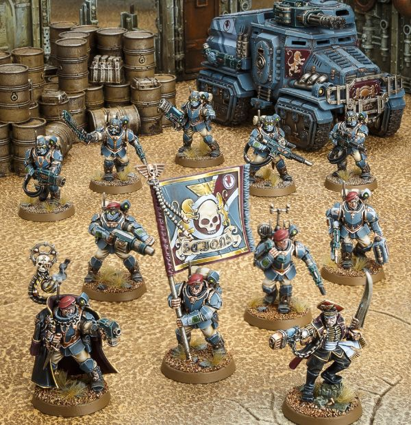 Militarum Tempestus - Start Collecting