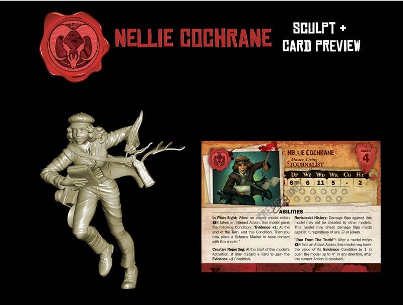 Nellie Cochrane