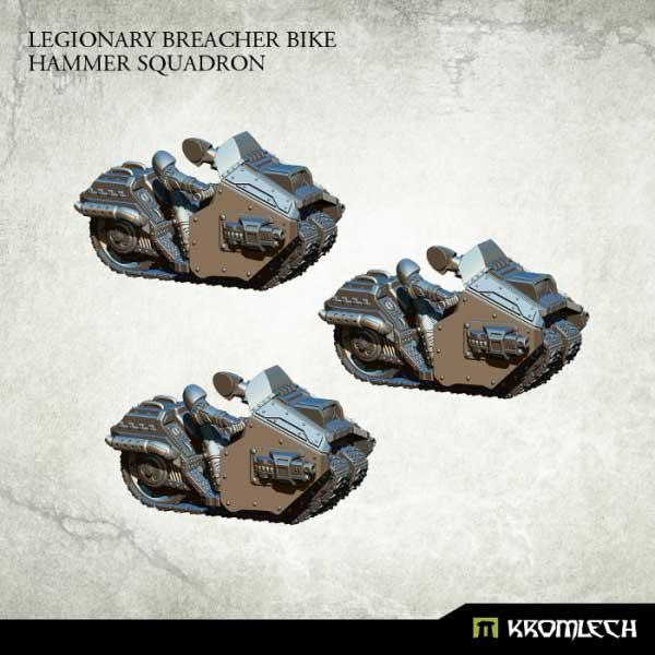 Kromlech bringt 3er Pack für Biker