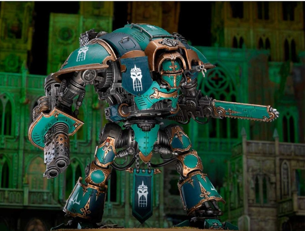 Gerantius - the forgotten Knight