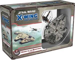 Heroes of the Resistance Erweiterung für X-Wing
