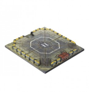 Realm of Battle Mars Pattern Imperialis Landing Pad